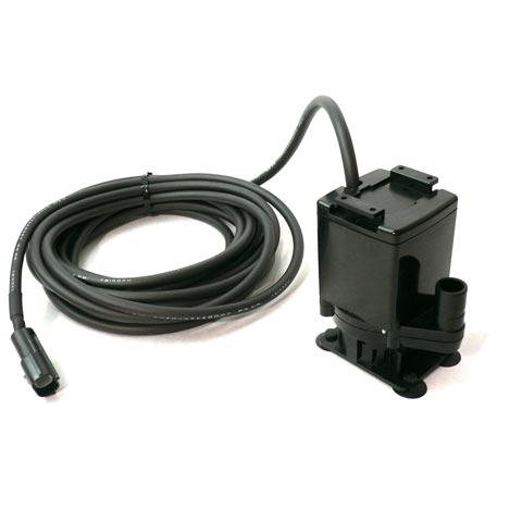 ソーラー用C4SP(17V)水位センサー・ストレナ付[リード5m/防水コネクタキャップ]